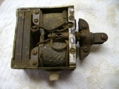 Wico ek magneto for hit & miss engine
