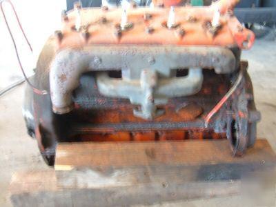 Ford Tractor N N N Motor Engine Img