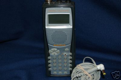 Radioshack Pro 96 Digital Trunking Handheld Scanner