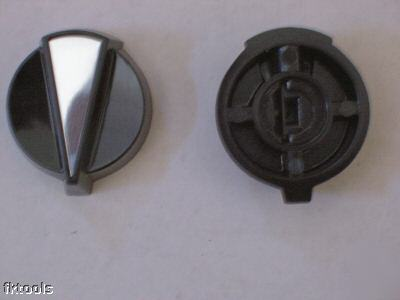 Dial Indicator Knob Plastic Knob Electonics Lot Of 100