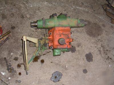 John Deere Tractor S Pt Hitch Hydraulic Lift Img on John Deere Pto Clutch