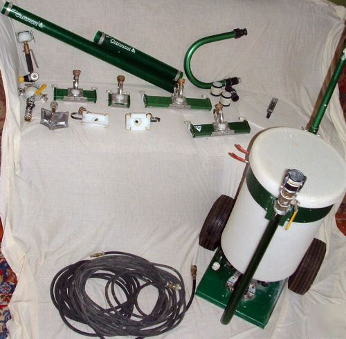 Apla Tech Pro Air Float Drywall Finishing System Tool