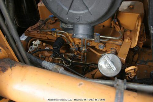 Case 1840 Diesel Skid Steer Loader Bobcat Noresrv