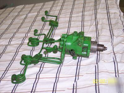 John deere 4020 fuel injection pump