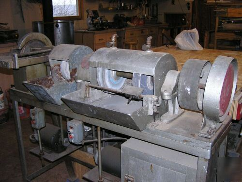 Lapidary Equipment Highland Park Model B 10