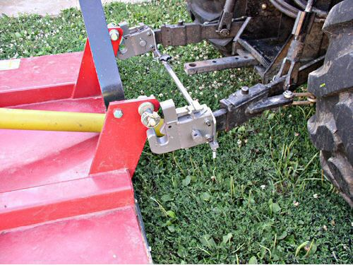 3 Point Lift Arm Extensions : Category quick hitch for tractor ez change cat