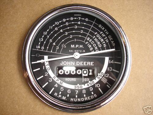 Deere Hour Meter : John deere  hourmeter tachometer