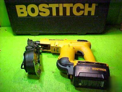 New Bostitch Tools Cordless Roofing Nail Gun Crn38k