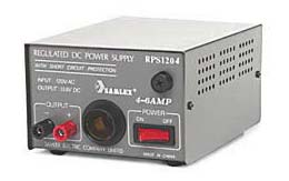 Samlex rps-1204 cpbt 4-6 amp regulated dc power supply