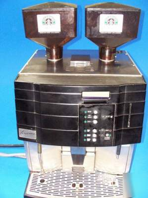 Verismo Coffee Maker Not Working : Schaerer verismo 701 automatic espresso coffee machine