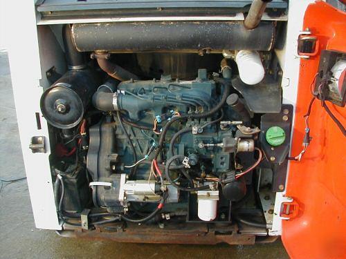 643 bobcat wiring diagram 643 bobcat owner 39 s manual wiring for Bobcat drive motor parts