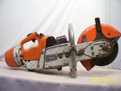 stihl ts350 super repair manual