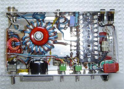 Antenna tuning unit, lf swr meter atu amateur ham radio