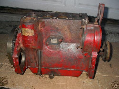 Farmall Cub Motor Engine Year Img