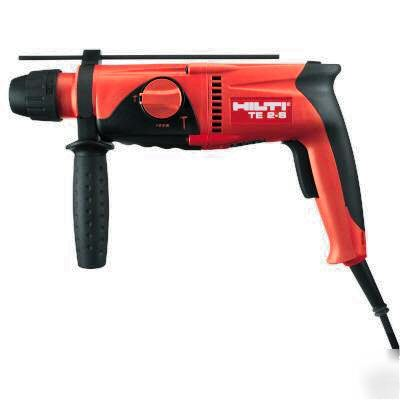 hilti rotary hammer drill, 5.3 lb. 3 mode, te 2-s**