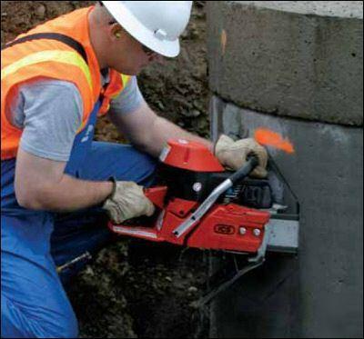 Ics 613gc Concrete Chainsaw Chain Saw Diamond Chain