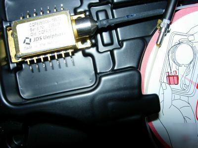 Jdsu Cqf935 208 10mw Dfb Wdm Laser Diode Module 5 Mhz