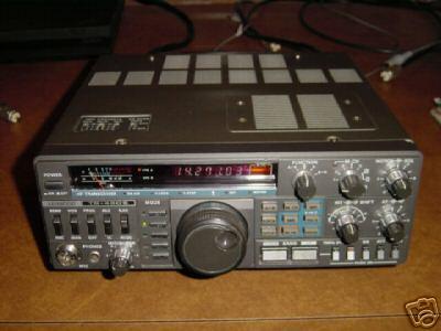 Kenwood+Ts-430+S Kenwood ts-430S hf transceiver - very nice