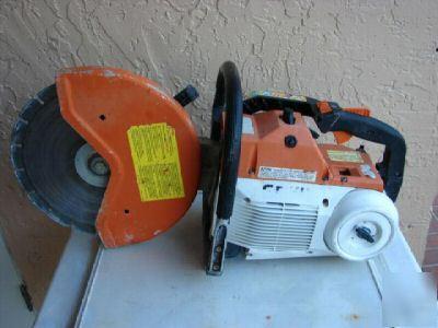 Stihl Cutquick Ts460 Ts 460 Concrete Cut Off Saw