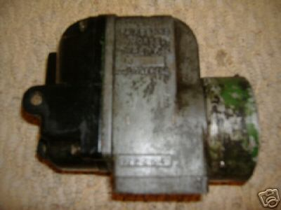 Fairbanks morse magneto fm j2a6 antique tractor engine
