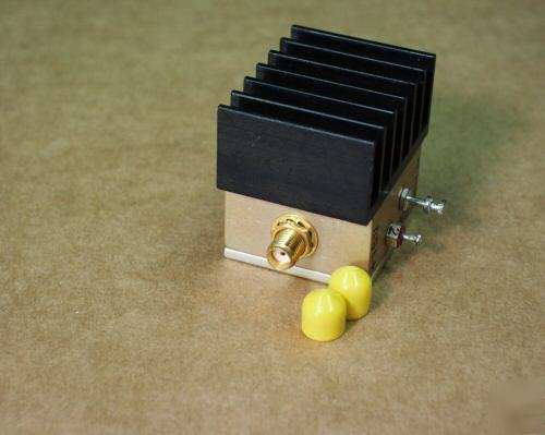mini circuits zfl 1000h amplifier 28db gain 20db out. Black Bedroom Furniture Sets. Home Design Ideas