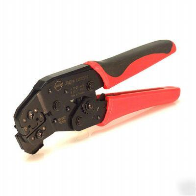molex contact crimper crimping tool pn 11 01 0209 nice. Black Bedroom Furniture Sets. Home Design Ideas