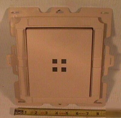 6 Mounting Block Electrical Siding Aluminum Vinyl Sand