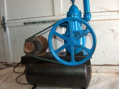Vintage Surge Milking Machine Vacuum Pump Img on Surge Vacuum Pump Parts