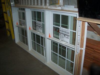 New Anderson 200 Series Double Hung Window Brand