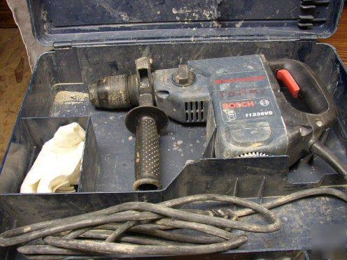 bosch 1 1 8 sds plus rotary hammer drill. Black Bedroom Furniture Sets. Home Design Ideas