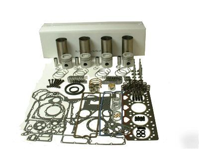 John deere 2030 2440 410 tractor engine overhaul kit