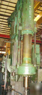 Barnes Hydram 21in Single Spindle Hydraulicdrill Press