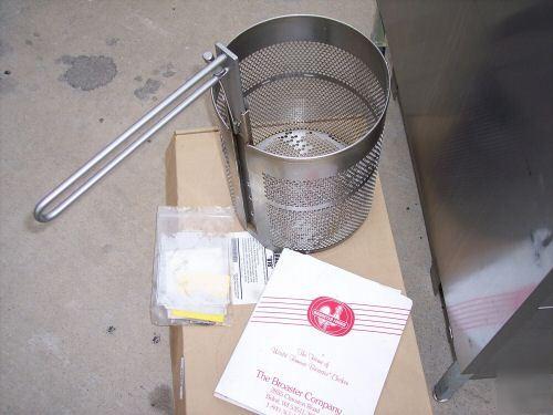 Broaster Company Electric Pressure Fryer Model 1800