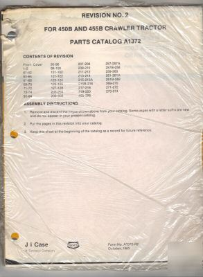 450b case dozer Repair manual