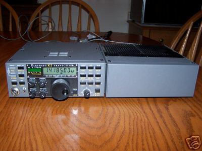 Elecraft K2 KPA100 transceiver KSB2 KIO2 more