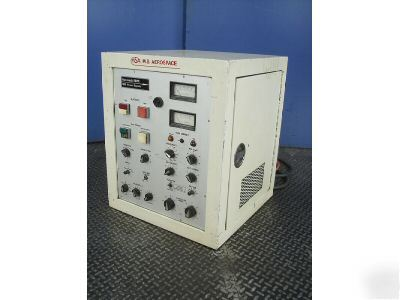 Hansvedt Sm 150b Sinker Edm Power Supply