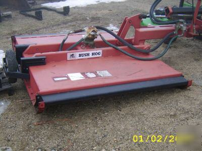 Bush Hog Sm 60 3 Point Hitch Side Mount Rotary Cutter