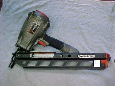 Paslode Powermaster Plus Framing Nailgun Model F350s