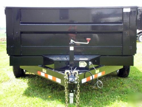 Huge Sale 2007 14 Pj Dump Trailer 14000 Gvwr