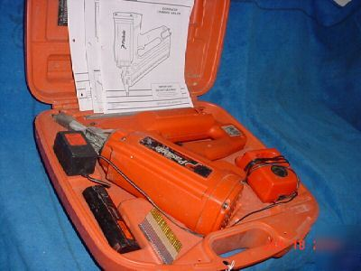 Paslode Impulse Imct Cordless Framing Nailer Nail Gun