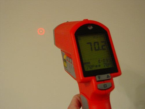 New 3M 60EXPL2-1 infrared thermometer heat tracer laser
