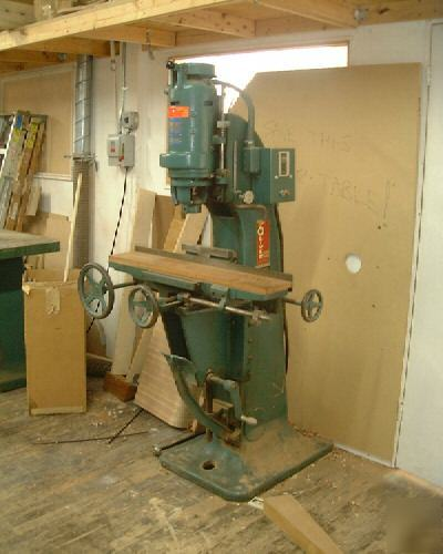 Oliver woodworking shop - complete w/ 10 machines