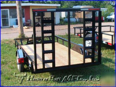 10' x 5' golf cart/atv utility trailer