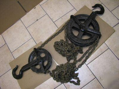 yale towne chain hoist eBay