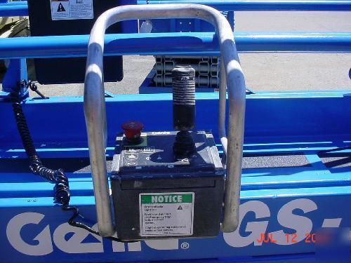 Genie Gs 1930 Electric Scissor Lift