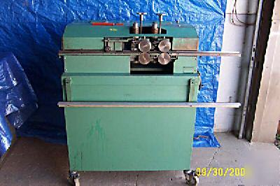 Falls Edge Deburr Sheet Metal Machine Deburring