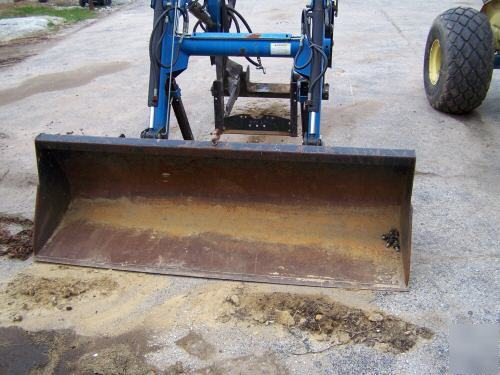 Woods 1020 front end loader for various model tractors