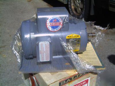 Baldor industrial motor 2 hp compressors pumps fans Baldor industrial motor pump