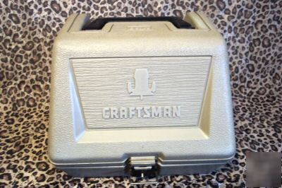 Craftsman commercial heavy duty 25K router 315.17380