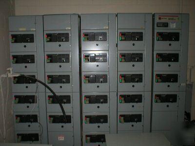 Cutler Hammer Freedom F 2100 Motor Control Center Mcc